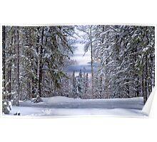 Winagami Lake Provincial Park Poster