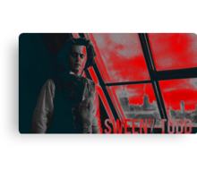 Sweeny Todd Canvas Print