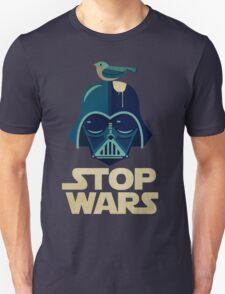 Stop Wars [Funny Version] Unisex T-Shirt