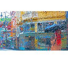 Vesuvio Umbrella Photographic Print