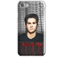 This Isn't You Stiles Phone Case iPhone Case/Skin