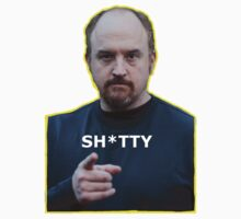 LOUIS CK by cherhorowitz