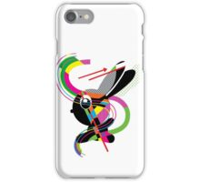 Turbo Bunny T-Shirt iPhone Case/Skin