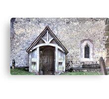 Domesday Church Metal Print