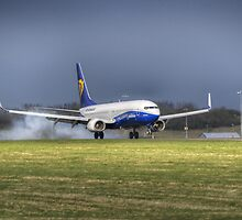 Touch Down by Nigel Bangert