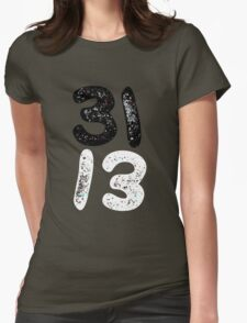 31,13 Womens Fitted T-Shirt