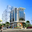 Commercial Complex by Anil Nene