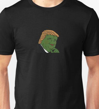 Donald 'Pepe' Trump the Smug Frog Unisex T-Shirt