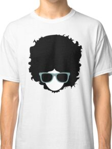 Hipster (wearing glasses) Classic T-Shirt