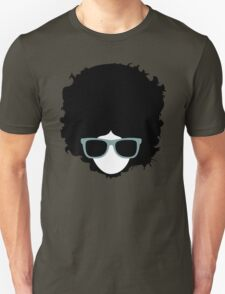 Hipster (wearing glasses) Unisex T-Shirt