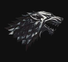 Game of Thrones Stark by nofixedaddress