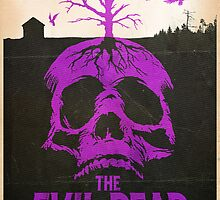 Go to Sleep - The Evil Dead Poster by edwardjmoran