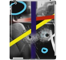 Bullet Hole Color Swatch iPad Case/Skin