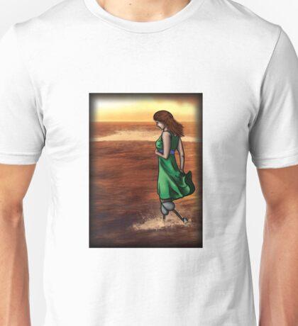 Your Tail will Disappear  (The Little Mermaid) Unisex T-Shirt