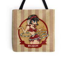 Cirque D'Burlesque: The Hula Hooper Tote Bag