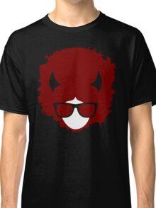 Hipster devil Classic T-Shirt