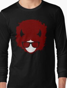 Hipster devil Long Sleeve T-Shirt