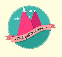 The Royal Mountaineers by Simon Alenius