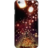 christmas light  iPhone Case/Skin