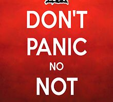Don't panic no not yet by Roxsayy