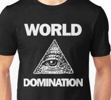 Illuminati - World Domination Unisex T-Shirt