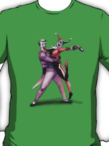 Joker & Quinn in bad love T-Shirt