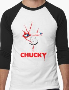 Chucky Men's Baseball ¾ T-Shirt