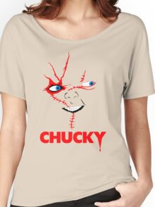 Chucky Women's Relaxed Fit T-Shirt