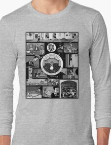 A Eraserhead story (in comic) Long Sleeve T-Shirt
