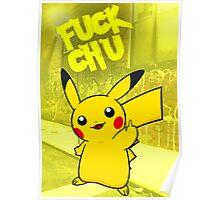 F*ck chu Poster
