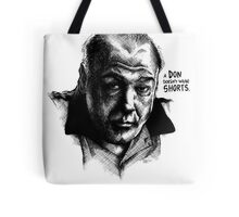 A don with Shorts - the Sopranos Tote Bag