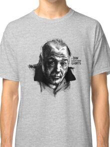 A don with Shorts - the Sopranos Classic T-Shirt