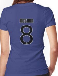 Gallifrey United - McGann Womens Fitted T-Shirt