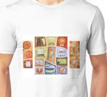 Puzzle Painting All of Us Unisex T-Shirt