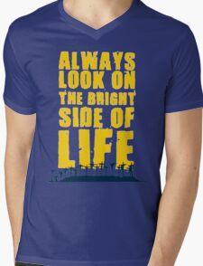 Life of Brian song Mens V-Neck T-Shirt