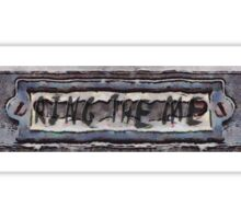 ring the me Sticker