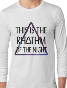 Of The Night - Bastille Long Sleeve T-Shirt