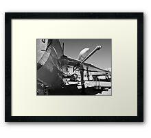 English Electric Lightning F.6 Framed Print