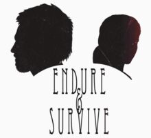 The Last Of Us - Endure And Survive by pirateprincess