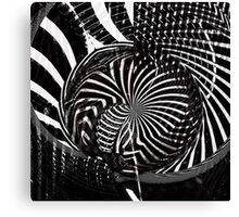 the evocation of pi Canvas Print