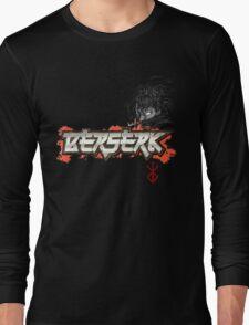 Berserk - Guts' Glowing Eye Long Sleeve T-Shirt