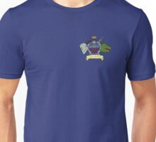Geeks Rule Pocket Motif Unisex T-Shirt