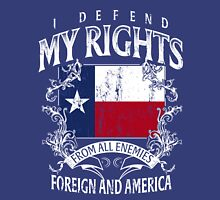 defend flag Unisex T-Shirt