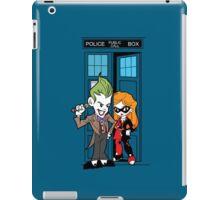 Madman in a Blue Box iPad Case/Skin