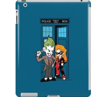 Madman in a Blue Box iPad Case/Skin