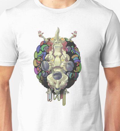 Robot God - Trinity 2.0 Unisex T-Shirt