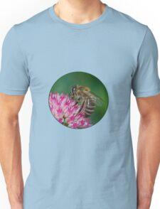 Close Up Bee Unisex T-Shirt