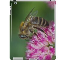 Close Up Bee iPad Case/Skin