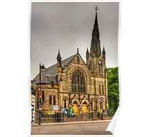 Barnard Castle Methodist Church Poster