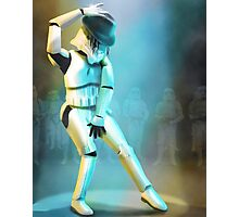 Smooth Troopinal [Star Troop Dance] Photographic Print